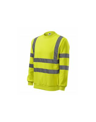 BLUZA ESSENTIAL - FLUO YELLOW